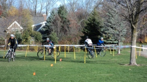 cyclocross track