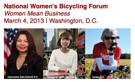 national womens bike forum 2013